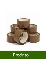 Rollos de Precinto y cintas adhesivas